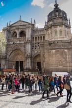 Visita a Toledo, lunes 11 de abril