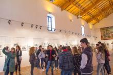 Visita al Museo del vino