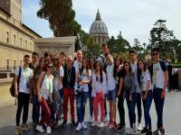 Museos Vaticanos, 2017. Seminario de Religión y Lenguas Clásicas, 1ºBachillerato.