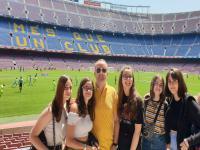 Estado FC Barcelona, 2º/3º ESO, Seminario de Religión, 2019.