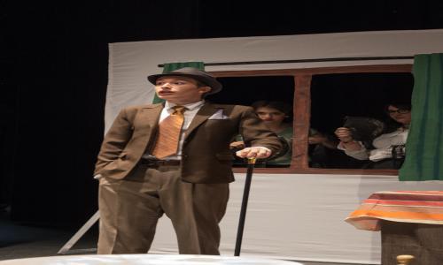 La zapatera prodigiosa, muestra de teatro Lazarillo 2016